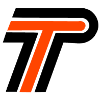 orange and black TAP logo